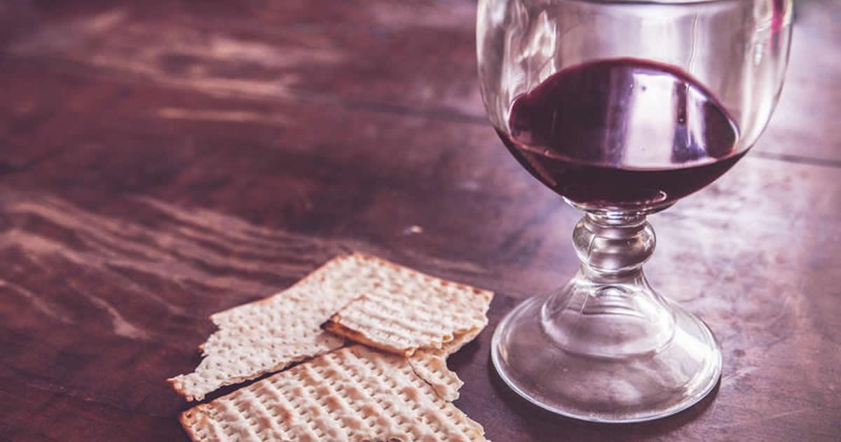 Seder Meal Wine